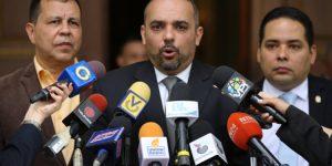 Diputado Texeira visitó Carabobo para afinar detalles para la Consulta Popular