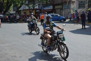 La crisis golpea a los mototaxistas en Barquisimeto