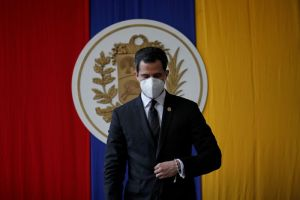 Guaidó: Hoy Venezuela es un país en guerra, de una dictadura contra sus ciudadanos