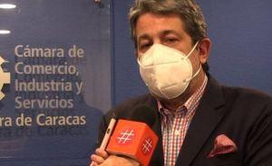 Cámara de Caracas rechaza la imposición de Erika Farías de pintar de gris los comercios de la capital