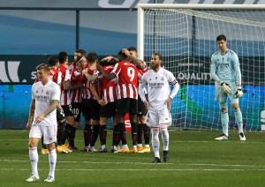 ¡Sorpresa! El Athletic sacó al Real Madrid de la Supercopa y disputará la final