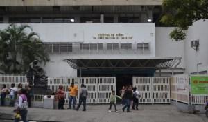 En menos de una semana murieron dos niños en área de nefrología del JM de los Ríos