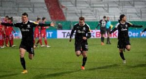 El Kiel, de la segunda división, sacó al Bayern Múnich de la Copa de Alemania
