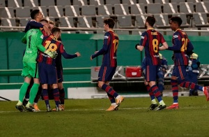 Ter Stegen impulsó al Barcelona a la final de la Supercopa