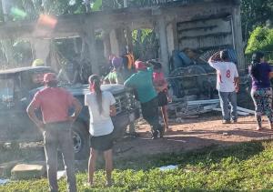 Reportan nueva explosión de gas en Monagas: Al menos tres personas heridas