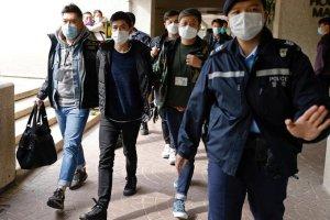 EEUU anunciará nuevas sanciones contra seis personas vinculadas a arrestos masivos en Hong Kong