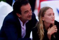 De luto y a través de Zoom: El insólito divorcio de Mary-Kate Olsen y Olivier Sarkozy