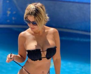 ¡Advertencia, te vas a calentar! La señora más sexy de Venezuela publicó algo que uffff…. mejor observa (FOTO)