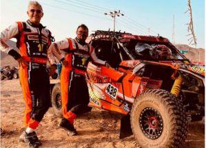 Escándalo en el Rally Dakar: Dejó a su copiloto en medio del desierto tras una discusión