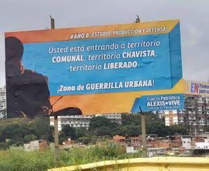 """""""Pranes-zuela"""": Una prueba contundente de que el chavismo coexiste con las bandas criminales en el país (FOTO)"""