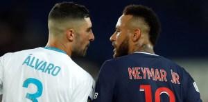 Intercambio de tuits poco amistosos entre Neymar y Álvaro tras Supercopa de Francia