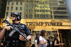 Policía de Nueva York descartó amenazas creíbles de manifestación en la juramentación de Biden
