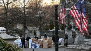 """""""Caos controlado"""": Una mirada a la mudanza presidencial en la Casa Blanca"""