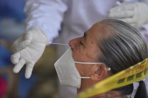 Colombia registra la sexta cifra más alta de casos desde comienzo de pandemia