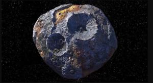 El asteroide que supera la economía global no sería tan metálico como se cree