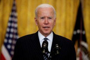 Joe Biden celebró que se haya hecho justicia en el caso de George Floyd