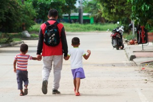 Detienen en Guatemala a seis migrantes venezolanos con destino a Estados Unidos