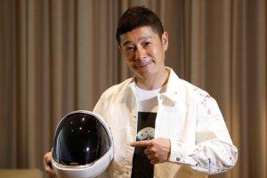 Un magnate japonés busca a ocho personas que quieran viajar gratis a la Luna en 2023