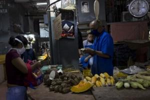 Precios de los alimentos se incrementaron 1.600% en bolívares en el primer semestre de 2021