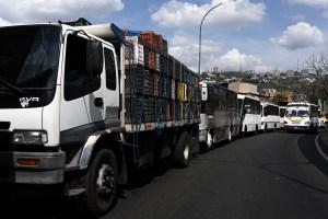 Falta de diésel para el transporte en Bolívar deja sin inventario a comercios