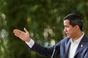 Guaidó: No hay condiciones para llamar elección al evento convocado por la dictadura