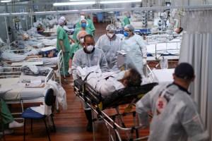 La pandemia del coronavirus ha dejado al menos 2.917.316 muertos en el mundo