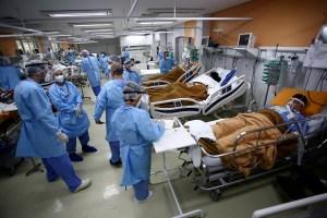 El número de contagios por coronavirus en el mundo rompe récord por segunda semana consecutiva
