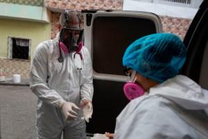 Venezuela volvió a rozar los mil contagios diarios con epicentro en Zulia