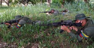 Constantes ráfagas de disparos: Denuncian nuevos enfrentamientos en Apure