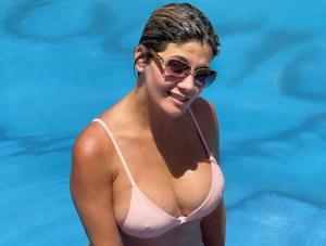 La foto de la señora más sexy de Venezuela que te hará PECAR en la octavita de la Semana Santa