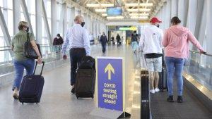 Nueva York levantó la cuarentena obligatoria para viajeros internacionales