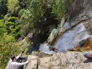 Canyoning en Venezuela, experiencia al ras de las cuerdas (VIDEO)