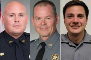Persecución a alta velocidad dejó tres policías baleados en Georgia