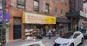 Enloqueció y golpeó brutalmente a una asiática en Manhattan tras pedirle que usara el tapabocas
