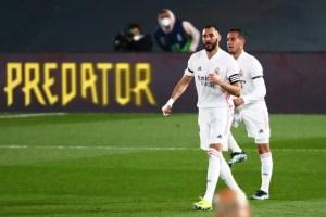 Taco y gol histórico: La magistral definición de Karim Benzema en el clásico contra Barcelona (VIDEO)