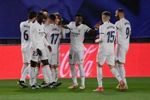El Real Madrid gana el clásico ante el Barcelona en un frenético encuentro