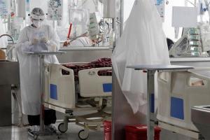 Colombia notificó casi 1.400 contagios y 33 muertes por coronavirus