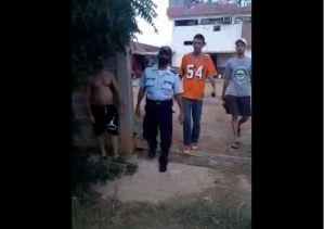 Pran del retén de Cabimas tomó como rehén a un funcionario para exigir alimentos (Video)