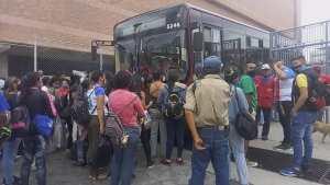 Chavistas amedrentaron a la periodista Argelys Torres por cubrir protesta de transporte en Mérida