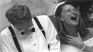 En Fotos: Los 27 años de matrimonio de Bill y Melinda Gates que acaban de terminar