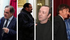 De Hollywood a Miraflores: 8 celebridades que se retrataron con el chavismo (FOTOS)