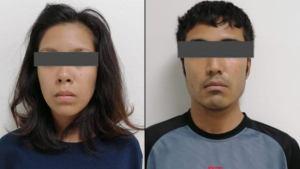 ¡Desalmados! Pareja casi asesina a golpes a su bebé de cuatro meses en México