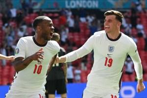 Inglaterra debuta en la Eurocopa con triunfo sobre Croacia
