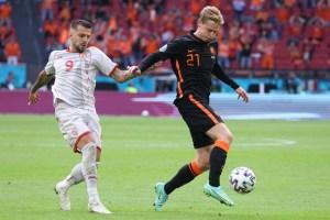 Pleno de victorias para Holanda en el adiós de Pandev