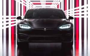 ¡BRUTAL! Así se experimenta la aceleración del Model S Plaid de Tesla desde su interior (VIDEO)