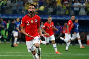 En VIDEO: Así rompieron la burbuja los jugadores de Chile en Copa América