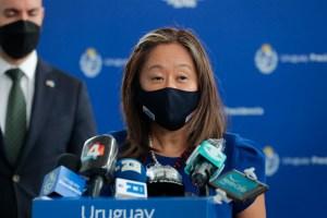 Julie Chung instó a la comunidad internacional a promover los DDHH en Cuba