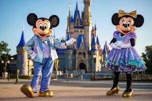 Disney World cumple 50 años lleno de magia, sorpresas y nuevos espectáculos (Fotos)