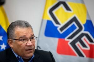 Miembro del CNE írrito respondió a las fuertes declaraciones de Diosdado Cabello