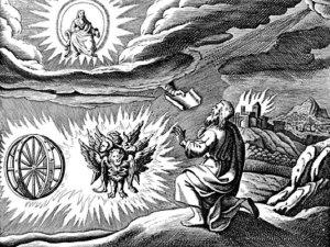 Carros de fuego como ovnis y abducciones: Los sorprendentes párrafos de la Biblia donde los ufólogos hallan menciones a alienígenas